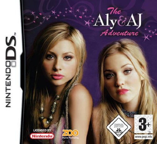 The Aly & AJ Adventure (Nintendo DS) [import anglais]
