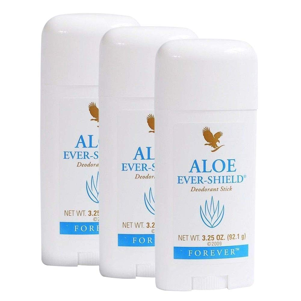Forever Living Aloe Ever Sales Shield Deodorant 3.25 At the price x pack 3 oz