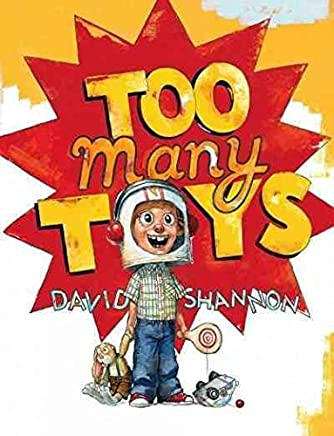 [Too Many Toys - Audio] (By: David Shannon) [published: September, 2011]