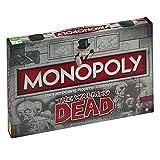 Monopoly The Walking Dead walking toys Jan, 2021