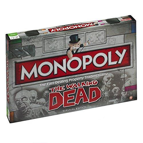 Monopoly Winning Moves Brettspiele, Special Edition TV & Film (evtl. Nicht in Deutscher Sprache)