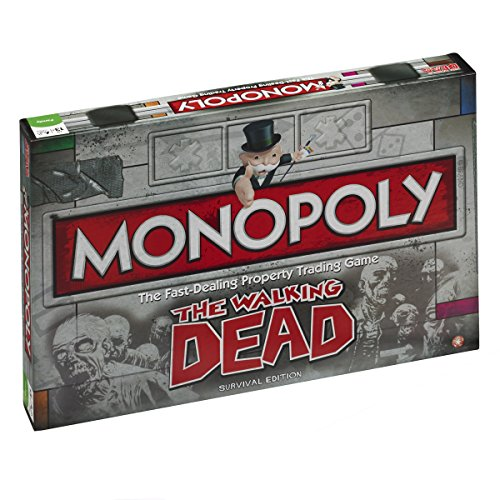 Monopoly - The Walking Dead [Importado de Inglaterra]