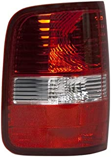 OE Replacement Ford F-150 Driver Side Taillight Assembly (Partslink Number FO2800182)