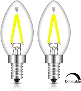 Best c7 led bulb dimmable Reviews