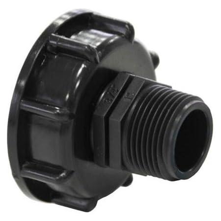 SKS Hebelst Noir Multivalve Jeu DE 10 Joints RACCORD Direct Pompe /À Pied Unisex-Adult Taille Unique