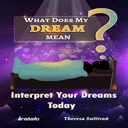 What Does My Dream Mean?  By  cover art