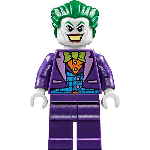 LEGO DC Comics Super Heroes Batman Minifigure - The Joker Blue Vest (76035)