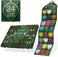 Pukka Herbs Thee-adventskalender 2020, Non-Chocolate Adventskalender, de perfecte adventskalender voor kerstliefhebbers...