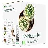 Plant Theatre Kakteen-Kit - Geschenk-Samen-Kit Kakteen. Alles, was Sie zum Pflanzen von tollen Kakteenarten aus einem Samenkorn brauchen, in einer einzigen Packung