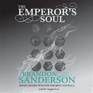 The Emperor's Soul cover art