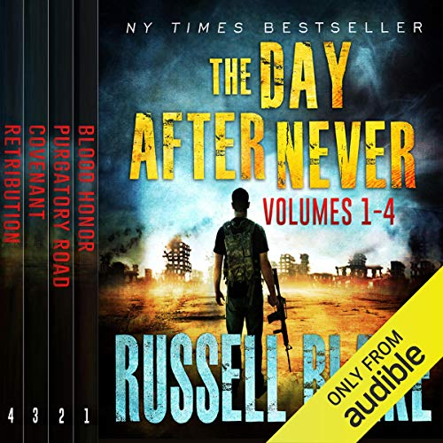 The Day After Never Bundle (First 4 Novels) Titelbild