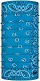 Buff Standard CoolNet UV+ Solid and Patterned Design, Santana Teal, One Size