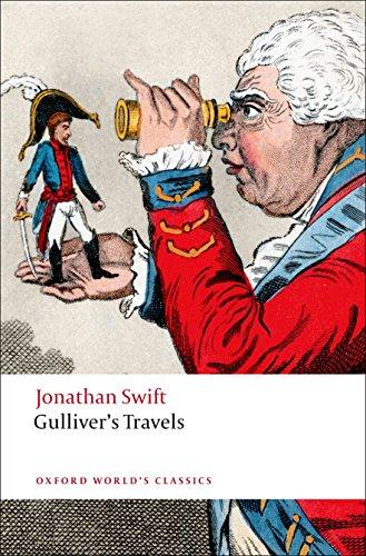 Gulliver's Travels Oxford World's Classics