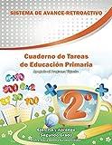 Cuaderno de Tareas de Educación Primaria: Segundo grado