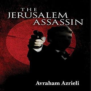 The Jerusalem Assassin audiobook cover art