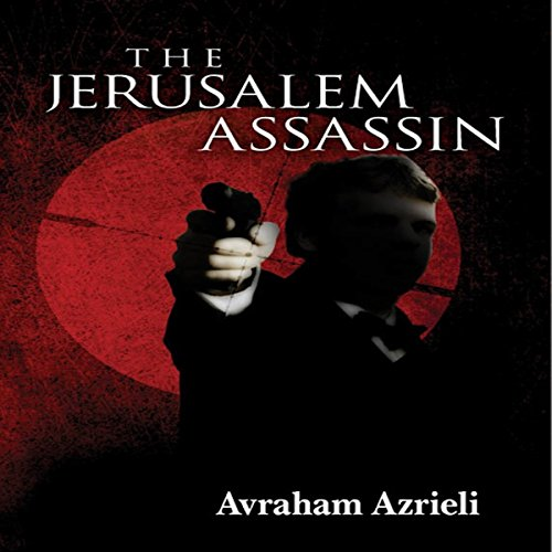 The Jerusalem Assassin audiobook cover art