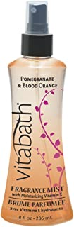 Vitabath Fragrance Mist, Pomegranate and Blood Orange, 8 Ounce
