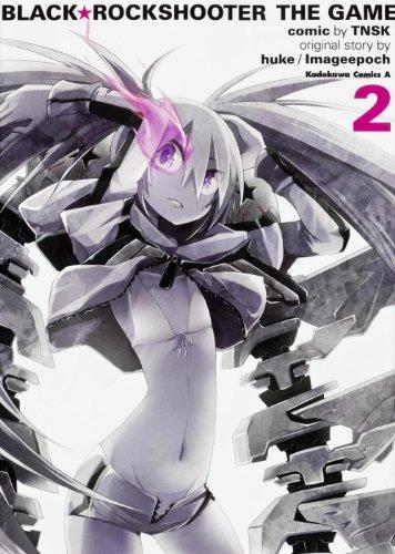 BLACK★ROCKSHOOTER THE GAME (2) (カドカワコミックス・エース)