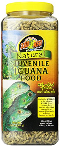 Amtra 40005072 Alimentos Iguana Young Pell - 567 gr