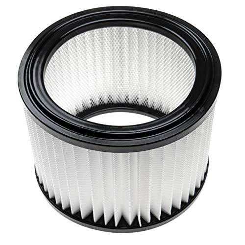 vhbw Filtre d'aspirateur Compatible avec Nilfisk Multi II 22, II 22 INOX, II 30 T, II 30 T INOX VSC, II 50 aspirateur; Filtre Aspiration Principal