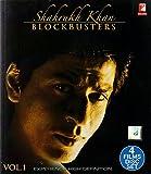 SHARUKH KHAN BLOCKBUSTERS-(4 BLU-RAYS)