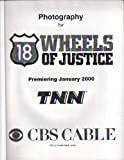 Wheels of Justice Advertising Brochure Lucky Vanous Z3114