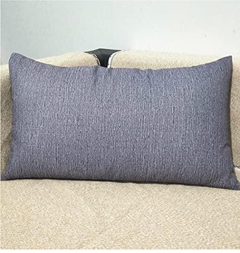 Almohada, Almohada de Diseño Ergonómico, Adecuada para Todos los Durmientes -Gris_30x50cm