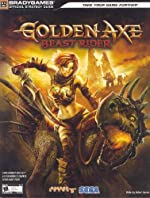 Golden Axe - Beast Rider Official Strategy Guide de BradyGames