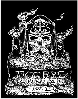 Dungeon Crawl Classics Annual Foil Ed. (DCC Compilation, Foil, Hardback)