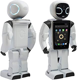 GT Wonder Boy Smart Social Companion Humanoid Robot Artificial Intelligence Robotics