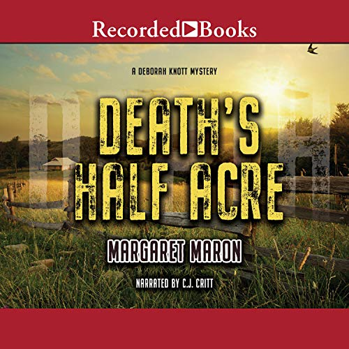 Death's Half Acre  By  cover art