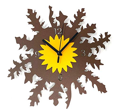 FORJASPORT Reloj DE Pared EGUZKILORE