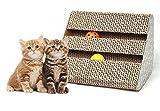 Katzen-Kratzunterlage, Kratzer mit Katzenminze,...