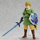 Yvonnezhang Figma 153 Anime The Legend of Zelda 14cm Link con Skyward Sword Boxed Figuras de acción Juguetes