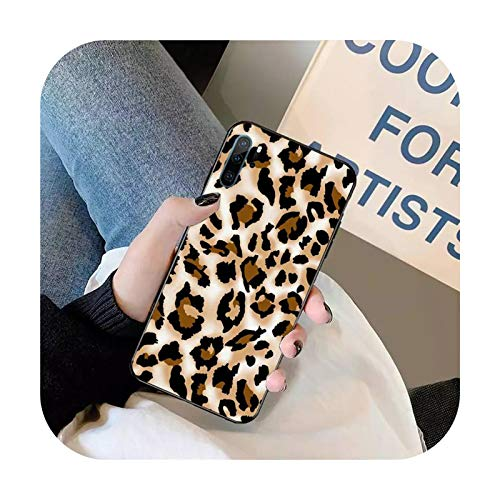 Phonecase Sexy Leopard Phone Case for Huawei Honor Mate P 9 10 20 30 40 Pro 10I 7 8A X Lite Nova 5T-A12-For Huawei P20 Pro