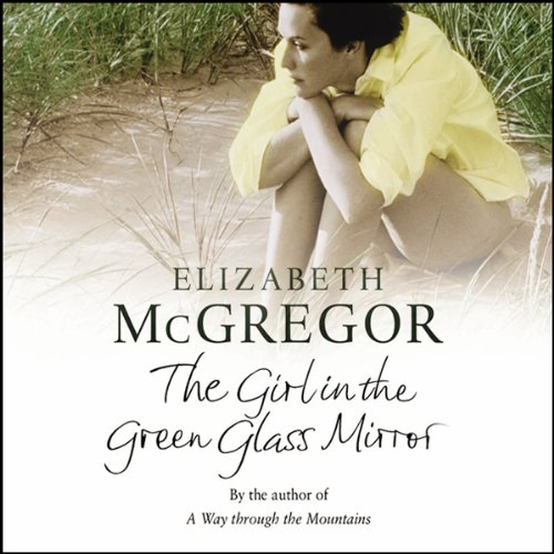 The Girl in the Green Glass Mirror cover art
