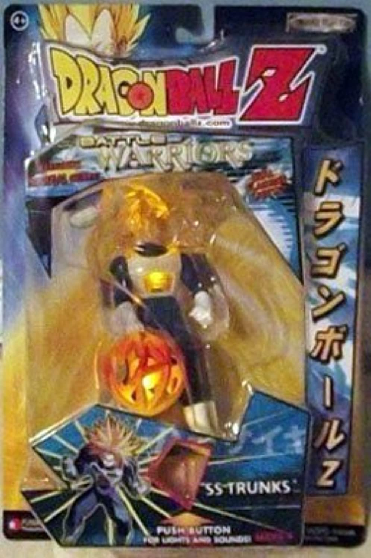 Dragonball Z Battle Warriors SS Trunks by Jakks Pacific