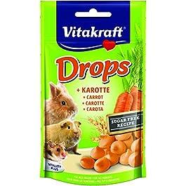 VITAKRAFT Drops ROZATOARE MORCOV 75 G