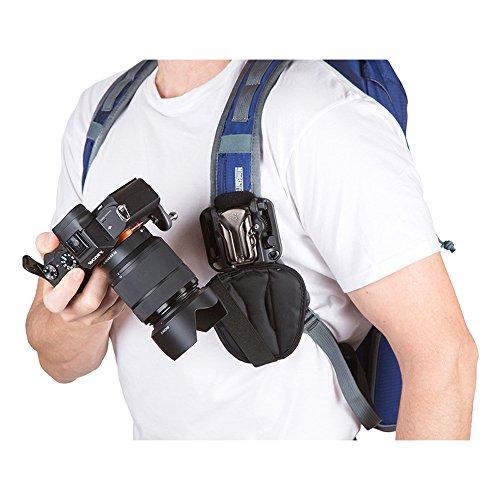 Spider 2in1 Light Backpacker Kit inkl. Gürtel-Holster, Kameraplatte und Rucksack-Adapter
