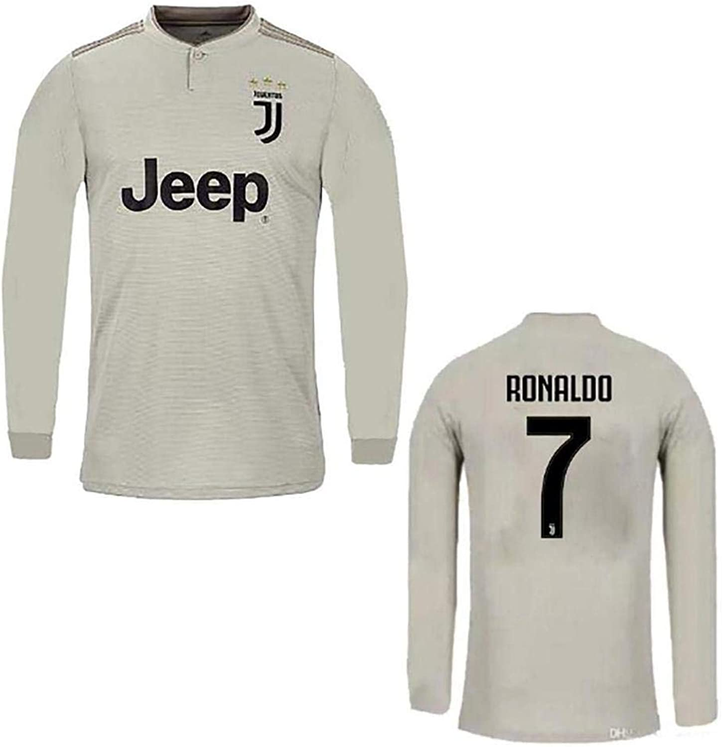 half off ef7c8 dff22 GoFall 2019 Jersey Men's Long Sleeve Juventus Third color No ...