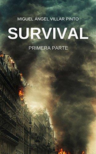 Portada del libro Survival de Miguel Ángel Villar Pinto