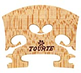 1 4/4 Violin Bridge:100512 TOURTE Germany of Fine Bosnian Maple A product of Germany VWWS