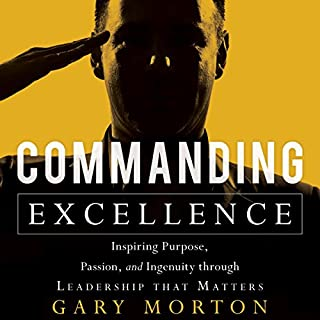Commanding Excellence cover art