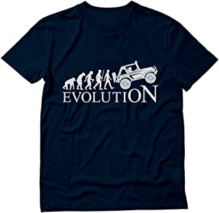 Evolution 4x4 - Gift for Off Road Lovers - Cool T-Shirt
