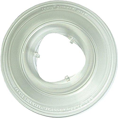SHIMANO Unisex– Erwachsene Speichenschutzscheibe-2092133000 Speichenschutzscheibe, Weiß, Einheitsgröße