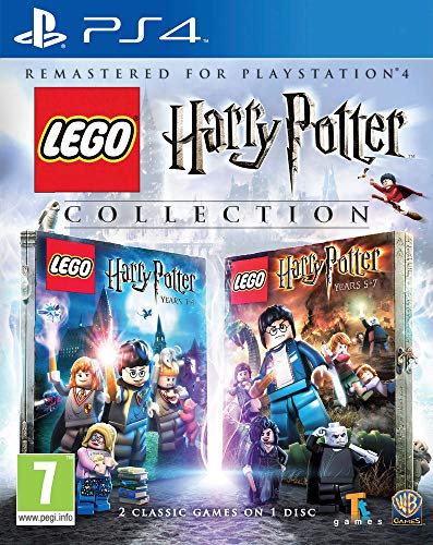 Warner Bros. Lego Harry Potter 1 – 7 Collection PS4