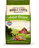 Whole Earth Farms Adult Recipe Dry Dog Food, 30-Pound