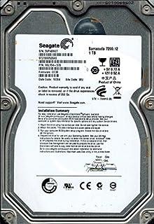 Seagate ST31000528AS P/N: 9sl154–578F/W: CC381TB Wu