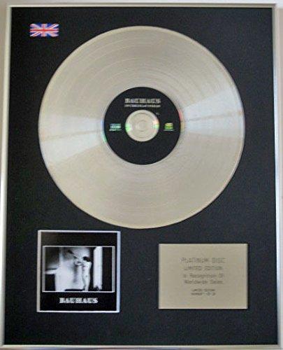 Bauhaus – Edition Limitée – CD Platine disque plat – Dans le champ