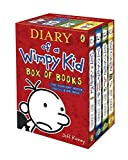 Diary of a Wimpy Kid Box of Books by Kinney Jeff (2011-09-01) Paperback